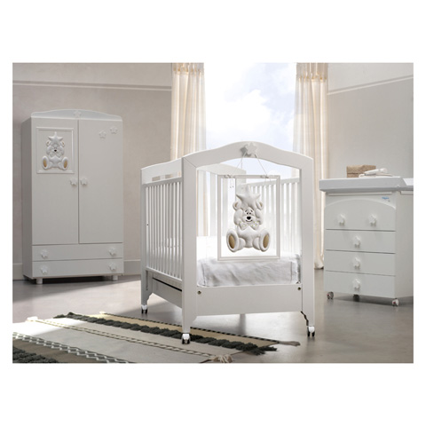 Camerette complete - Matisse Bianco-Avorio by Baby Italia