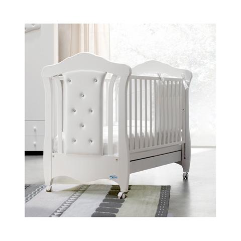 Lettini - Mim� pelle Bianco by Baby Italia