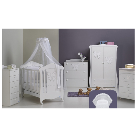 Camerette complete - Mim� Bianco by Baby Italia