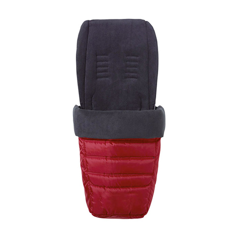 Accessori per il passeggino - Sacco invernale per City Select Red [BJ0142602840] by Baby Jogger