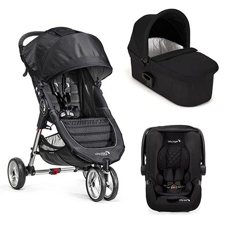 Baby Jogger [TRIO] City Mini 3 Deluxe