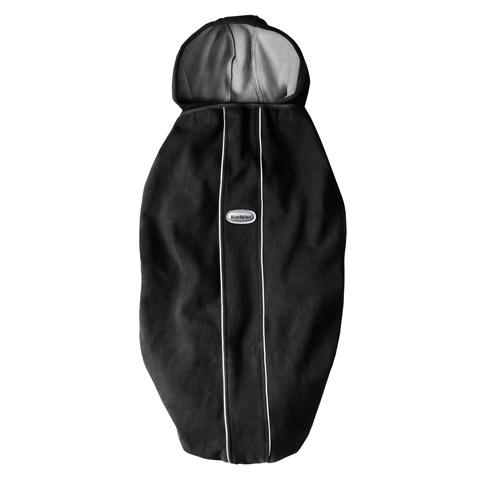 Altri accessori per il neonato - Copertina per marsupio City Black [028056] by Baby Bjorn