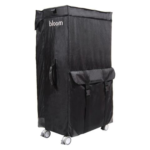 Accessori per Lettini - Store - Borsa da trasporto culla Alma Midnight Black by Bloom