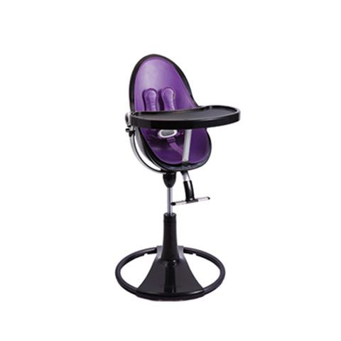 Seggioloni - Fresco Chrome Black/provence purple by Bloom