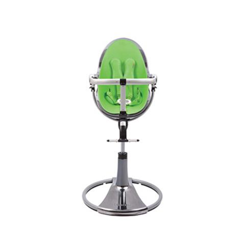 Seggioloni - Fresco Chrome Limited Edition Mercury/gala green by Bloom