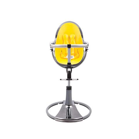 Seggioloni - Fresco Chrome Limited Edition Mercury/canary yellow by Bloom