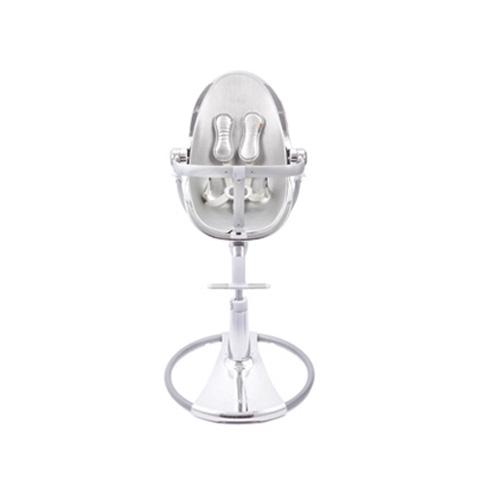 Seggioloni - Fresco Chrome Limited Edition Silver/lunar silver by Bloom