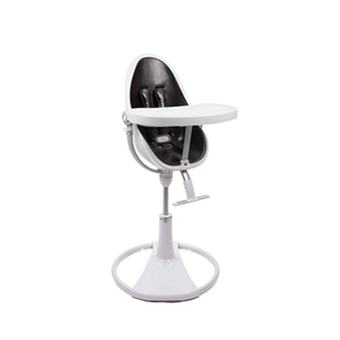 Seggioloni - Fresco Chrome White/skin black by Bloom
