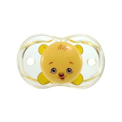 Biberon e succhiotti - Keep-it-Clean - il ciuccio sempre pulito Bobby Bear [BB 0124 - 007BB] by Raz Baby