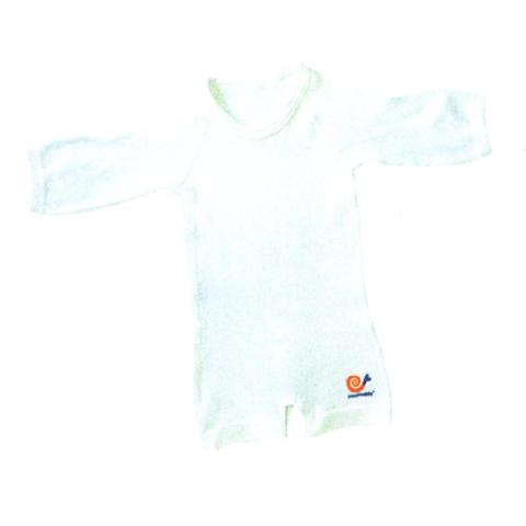 Abbigliamento e idee regalo - Body Up Warm bianco [91529] by Mebby