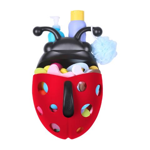 Accessori per l'igiene del bambino - Bug Pod Rosso-nero [B453] by Boon