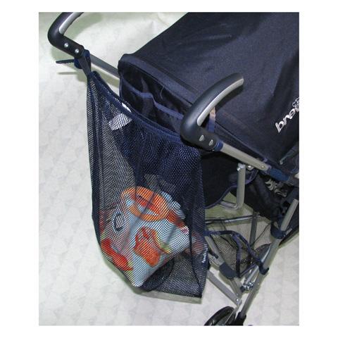 Accessori per carrozzine - Borsa a rete per passeggino e carrozzine TB by Tecno Baby
