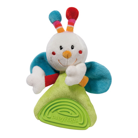 Giocattoli 6+ mesi - Soft Toys Massaggiagengive  152258 apina by Fehn