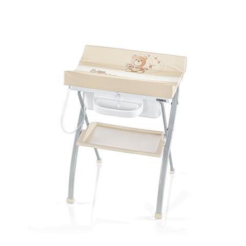 bade wickel kombination wickeltisch lindo my little bear 553 brevi ebay. Black Bedroom Furniture Sets. Home Design Ideas