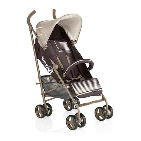 Passeggini - Marathon 398 Marrone One-Way by Brevi