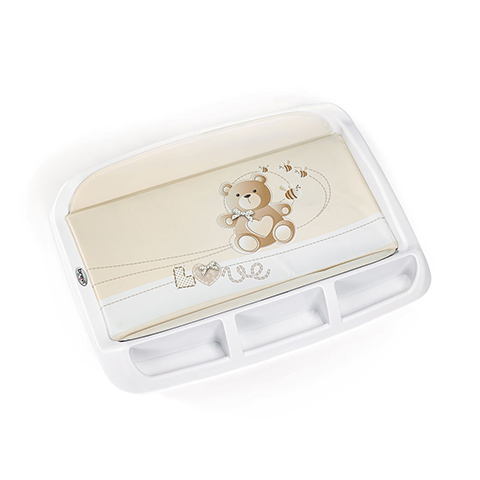 Accessori per l'igiene del bambino - Tablet My Little Bear 553 by Brevi