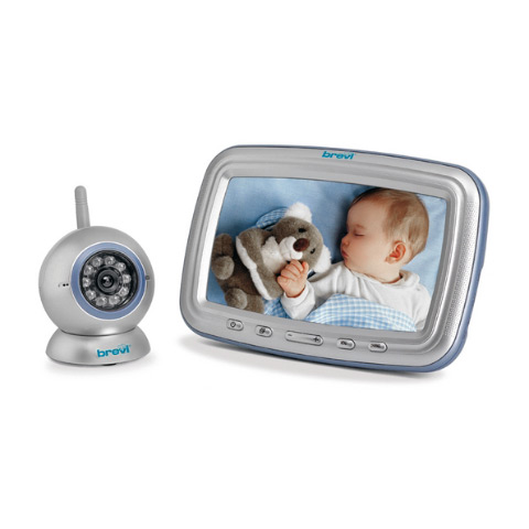 Baby Monitor / Interfono - Baby monitor Angelino 7 LCD by Brevi