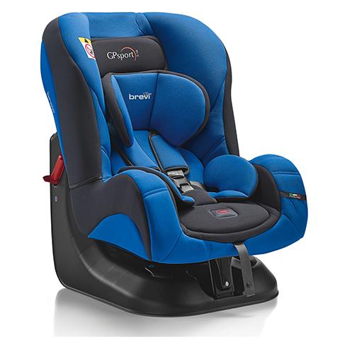 Seggiolini auto Gr.0+/1 [Kg. 0-18] - GP Sport 239 Blue by Brevi