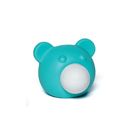 Accessori per il viaggio del bambino - Luce notturna a LED ricaricabile Lucilla 346 Orso azzurro by Brevi