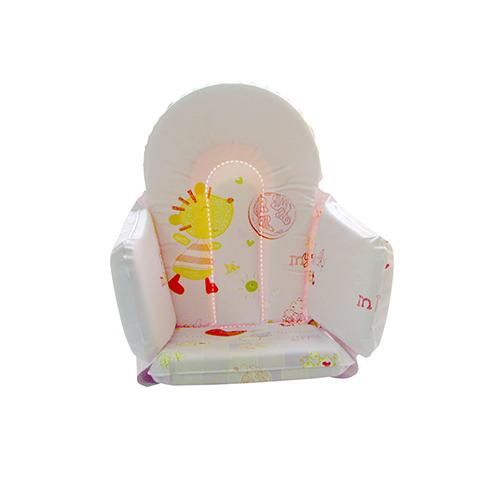 Accessori per la pappa - Riduttore seggiolone 043 riccio bianco-color by Brevi