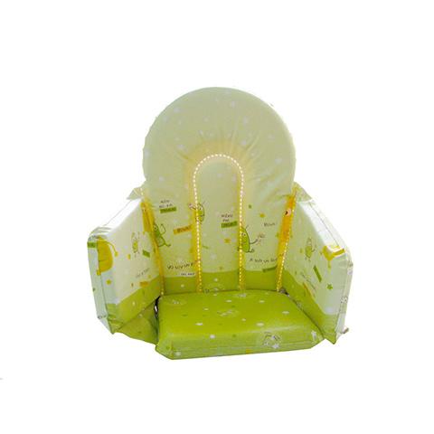 Accessori per la pappa - Riduttore seggiolone 069 marziani verde by Brevi