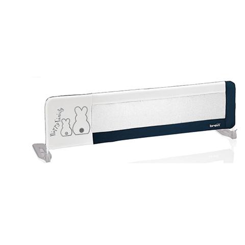 Barriere letto - Sponda letto colorata 150 cm. Blu coniglio [002] by Brevi