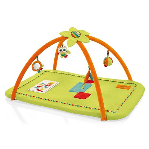 Accessori vari - Tappeto giochi sfoderabile per box Best Friends 518 Verde by Brevi