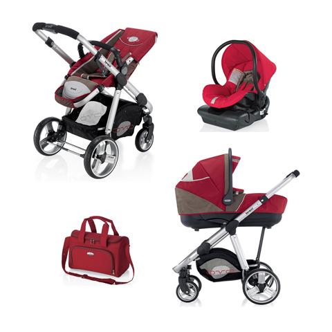 Passeggino trio trio ovo car brevi 003 rosso amaranto ebay for Passeggino trio ebay