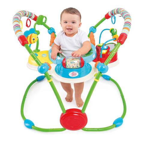 Giocattoli 3+ mesi - Stazione gioco Activity Jumper BBK-60028-60184 by Bright Starts