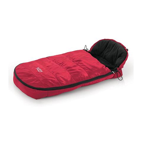 Accessori per il passeggino - Sacco imbottito Shiny Cosytoes Red by Britax