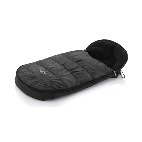 Accessori per il passeggino - Sacco imbottito Shiny Cosytoes Black by Britax