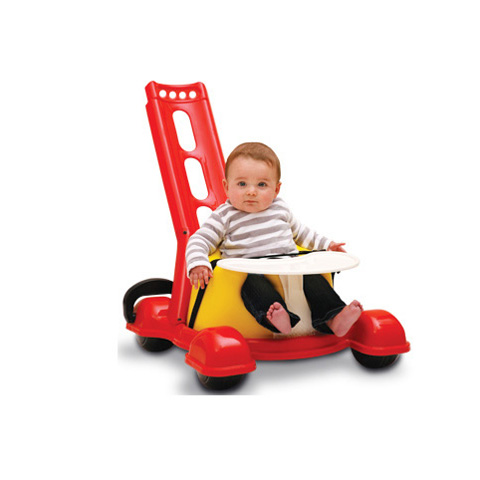 Accessori vari - Bumbo Kart 4 ruote Rosso by Bumbo