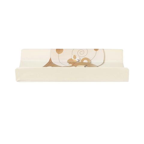 Accessori per l'igiene del bambino - piano fasciatoio morbido con supporto rigido Baby Block  C219 - Orso by Cam