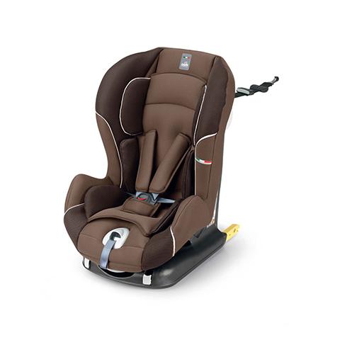 Seggiolini auto Gr.1 [Kg. 9-18] - Seggiolino auto Viaggio sicuro Fix T537 - MARRONE by Cam