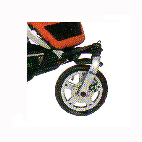 Accessori per il passeggino - Accessorio per passeggino Camera d aria per Slalom Pro JANE by Jane
