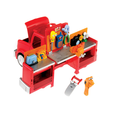 Imitation Game 36 M Handy Manny S Work Bench Van Truck