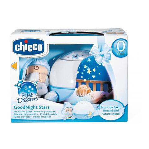 Giocattoli 0+ mesi - Proiettore Stelline Goodnight Star Blue 02427.2 by Chicco