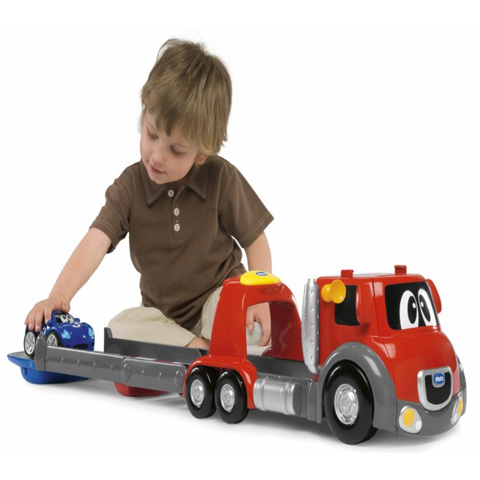 Giocattoli 24+ mesi - Turbo Touch Speed Truck 00039 by Chicco