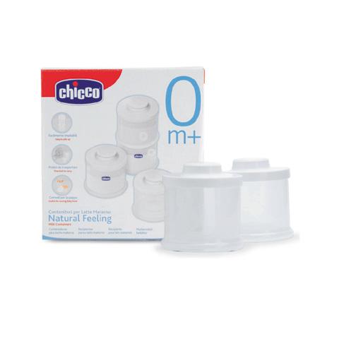 Allattamento e svezzamento - Contenitori ermetici latte materno - Allattasicura 00844 by Chicco