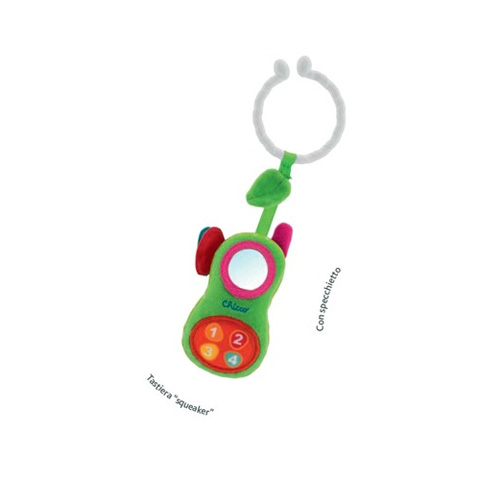 Giocattoli 3+ mesi - My First Phone - Telefono Musicale 02120 by Chicco