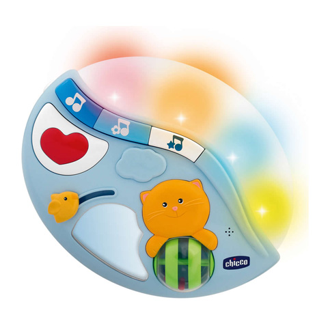 Giocattoli 0+ mesi - 3 in 1 Mamma Lullaby 02143 by Chicco
