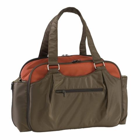 Borse - Urban Bag Brown/Orange [2539] by Chicco