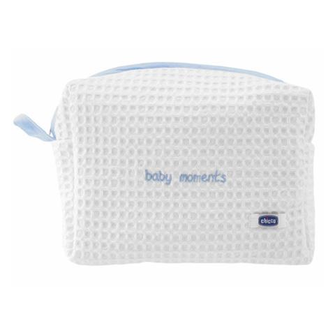 Abbigliamento e idee regalo - Baby Moments Set azzurro [3203] by Chicco