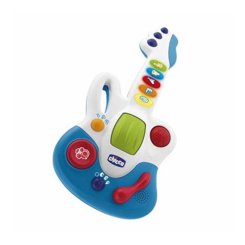 Giocattoli 12+ mesi - Baby Star Chitarra 60068 by Chicco