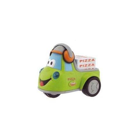 Giocattoli 12+ mesi - Funny Vehicles - Pizza 69006 by Chicco