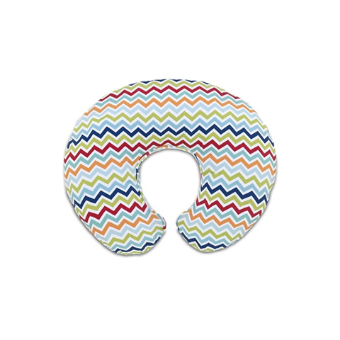Abbigliamento e idee regalo - Cuscino Boppy 36 Colorful Chevron by Chicco