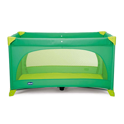 Lettini da viaggio - Lettino da viaggio Easy Sleep 92 Green Jam by Chicco