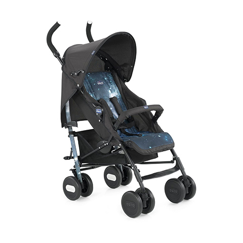 Passeggini - Passeggino Echo 49 Galaxy - Limited Edition by Chicco