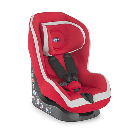 Seggiolini auto Gr.1 [Kg. 9-18] - Go One 70 Red by Chicco