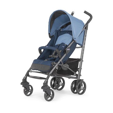 Passeggini - Lite Way 2 80 Blue by Chicco